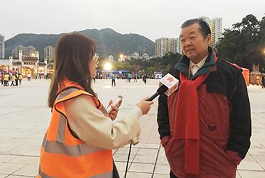張國良:跑嚮南北 馬拉松架香港與東北互動大橋