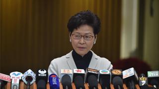 林郑:与国家同发展共繁荣是香港的未来路向