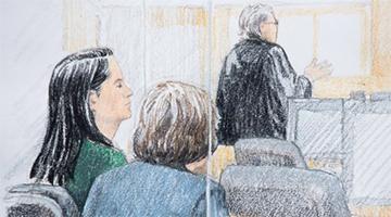 孟晚舟保释听证会仍无结果 专家:保释只是时间问题