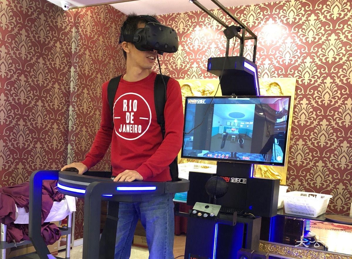 中国VR市场规模三年内料达800亿 首个VR科技馆亮相江西