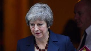 英保守党启动对首相的不信任投票 梅:置英国于危险之中