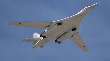 俄罗斯战机从委内瑞拉回国 曾飞美国