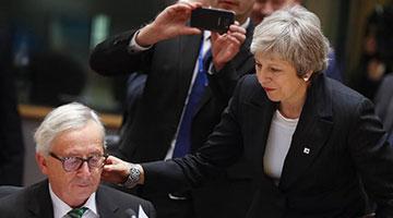 ?歐盟峰會英國首相空手回 英內閣擬謀脫歐Plan B