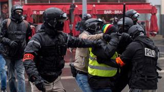 """""""黄背心""""势头锐减 外媒:法国尚未发现俄参与其中的痕迹"""