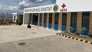 中國援建菲律賓戒毒中心正式移交
