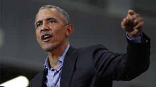 奧巴馬:廢除平價醫保法案 民眾將面臨醫療風險