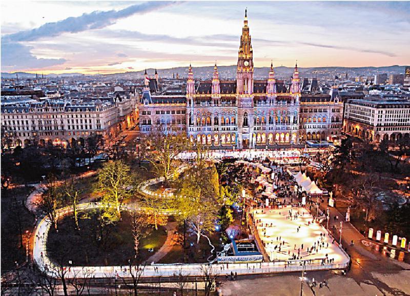维也纳圣诞拾趣