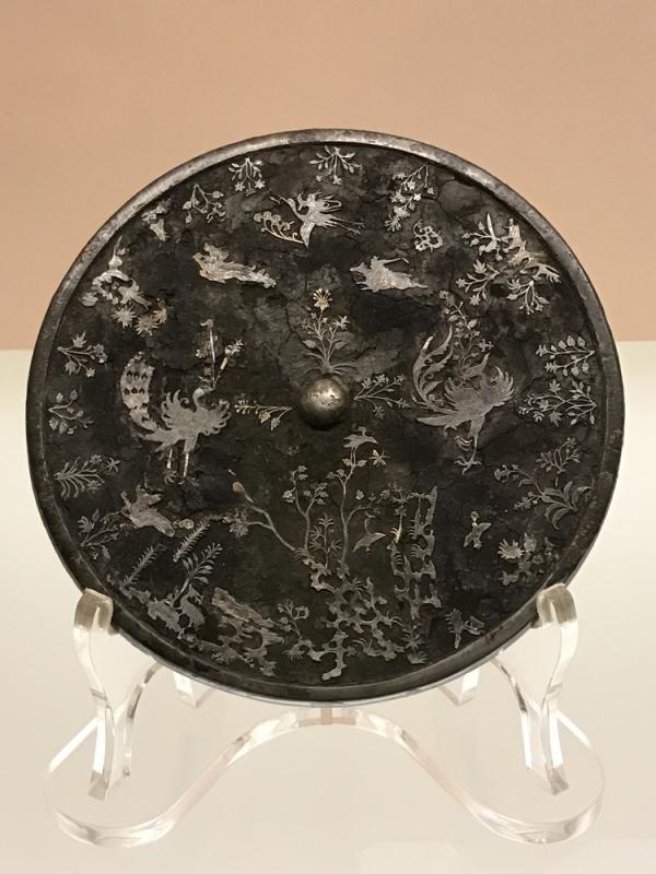 漆器珍藏展示古代艺术辉煌