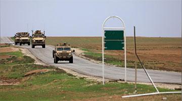 美国高官:战斗还未结束 叙利亚撤军没有时间表