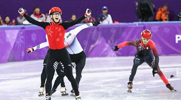 2018新华社体育年度照片发布!