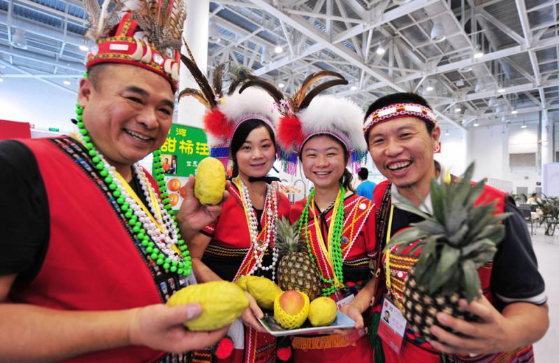 受惠「三通」 台水果銷量10年增20倍