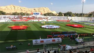亚洲杯:中国队首战告捷 2比1战胜吉尔吉斯斯坦队