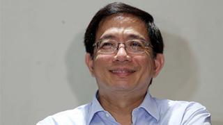 管中闵今日就任台湾大学校长