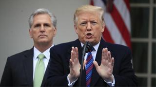 联邦政府部分停摆持续 特朗普将就南部边境安全问题发表全国讲话