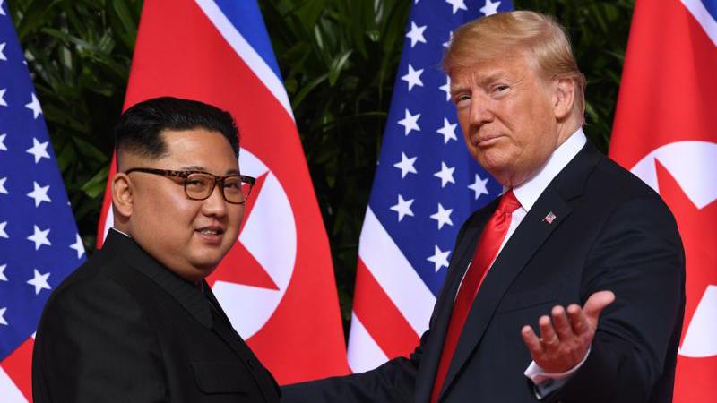 """美朝韩政策飘忽 """"特金会2.0""""气氛诡异"""