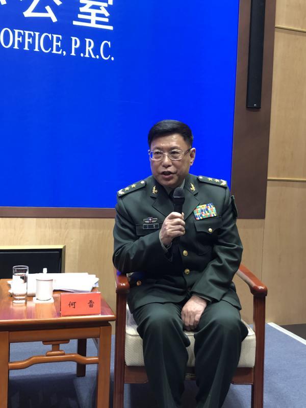 解放軍中將:若被迫武統 「台獨」是罪魁禍首