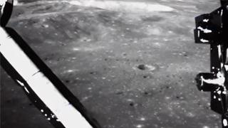 嫦娥四号落月视频首度公开!震撼8公里落月路