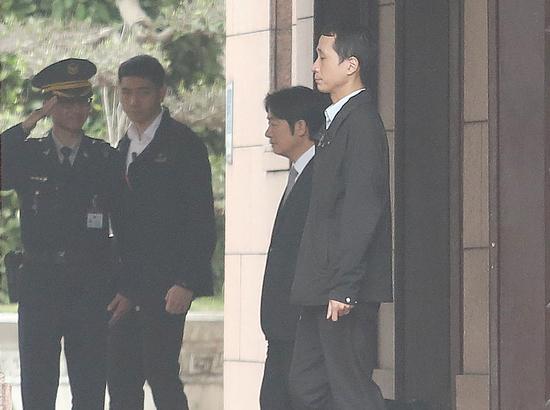 賴清德「內閣」總辭 料蘇貞昌接任「行政院長」