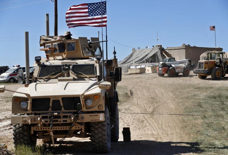 從裝備開始 美軍撤離敘利亞