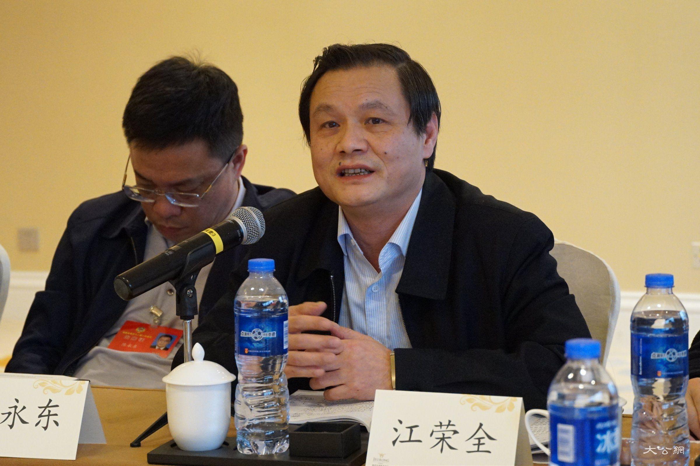 福建省台联党组书记江荣全 建言关爱新台胞群体——两岸婚姻家庭