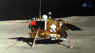 中方向美提供嫦娥四号探月数据 外交部:体现大国气度
