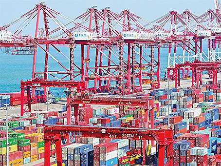 ?中国出口提质 迈向贸易强国