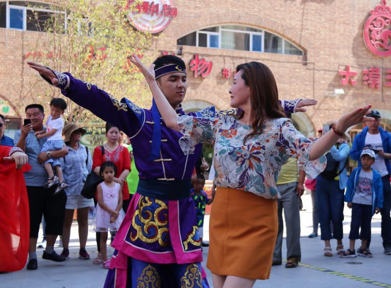 新疆旅遊人數2018年破1.5億 促經濟提速