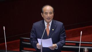 王金平發表新書自稱