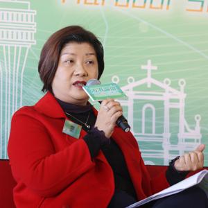 保險業監管局執行董事許美瑩女士