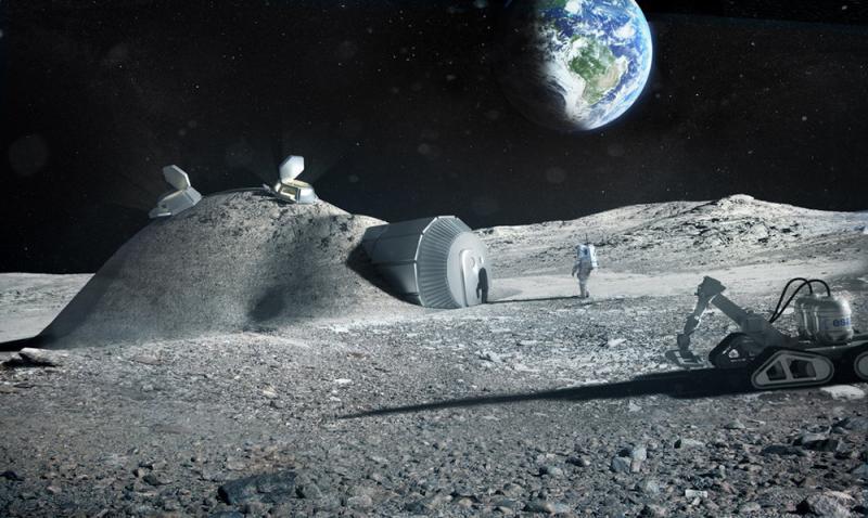 """""""嫦五""""年底取月壤 """"嫦六""""将登南极"""