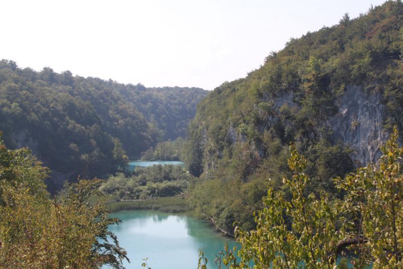 克罗地亚赏湖泊千姿