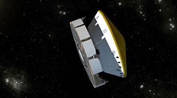 美軍衛星無防衛手段 俄媒:美俄處于太空戰邊緣