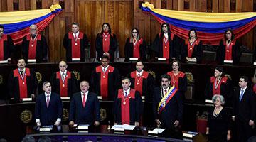 委内瑞拉军方与最高院齐撑马杜罗 拉美左翼国家声援