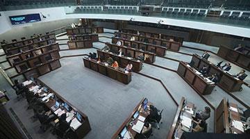 立法会内务委员会决定成立国歌条例草案委员会