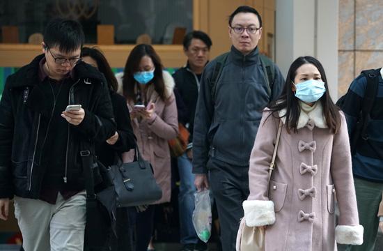 林郑:应对冬季流感 预留一次性5亿元拨款予医管局