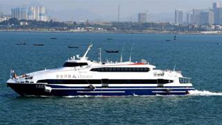 国台办:春运助台胞返乡 闽台海上客运或达22万人次