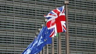 """為正式""""脫歐""""做準備 英國瑞士將簽署互惠貿易協定"""