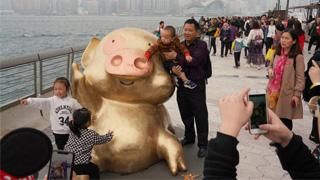 春节消费破万亿 游客超四亿人次