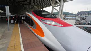 广深港高铁春节假期送客126万人次