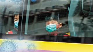 香港部分幼儿园复课 学校全面消毒多措施防流感