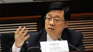李家超:移交逃犯安排填补香港法律漏洞 可保障市民人身安全