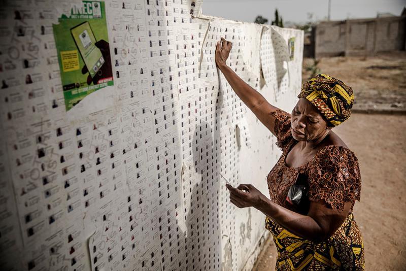 準备不足 尼日利亚大选推迟一周