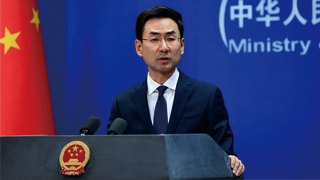 外交部:媒体应停止借网络安全问题抹黑中国