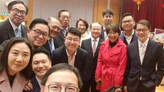 中联办茶聚丨李慧琼:议员应把握沟通机会 反映社会声音