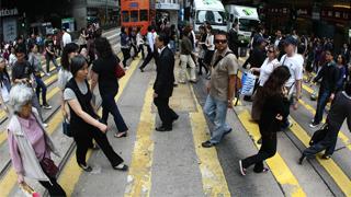 香港最新人口统计数字逾748万人