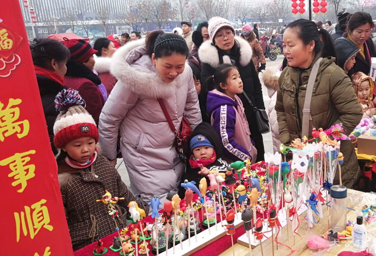安陽春節文體大舞台展演讓民眾快樂迎新春