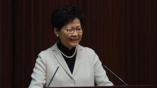大湾区规划 林郑:香港与其他城市优势互补 不应有恶性竞争