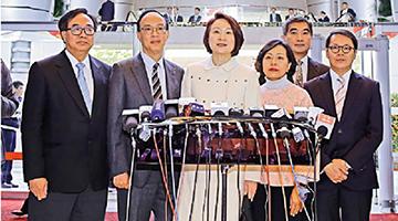 议员:立会与中联办交流利港发展 冀反对派珍惜交流机会