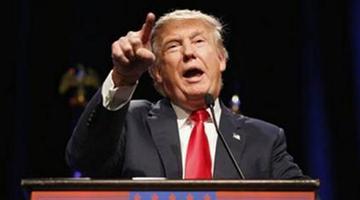 """特朗普签署指令 要求国防部起草法案建""""太空军"""""""
