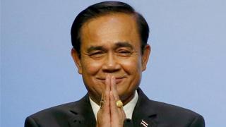 泰國總理乘坐飛機高空故障 緊急折返換機